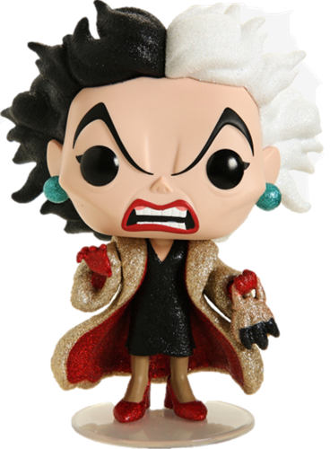 Funko Pop! Disney Cruella De Vil Icon