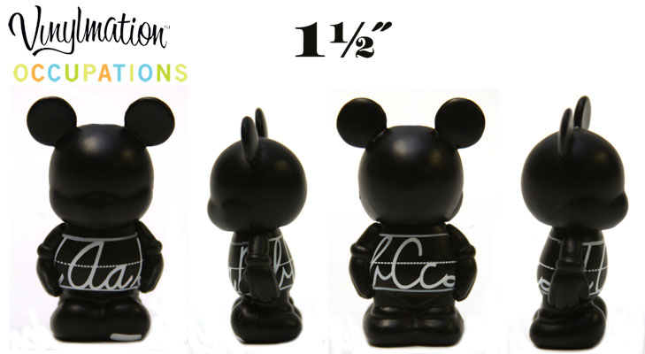 Vinylmation Open And Misc Occupations Jr. Cursive Writing
