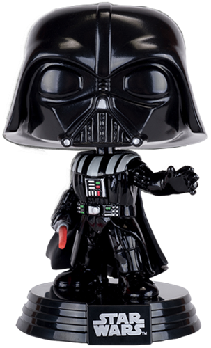 Funko Pop! Star Wars Darth Vader (Bespin) Icon