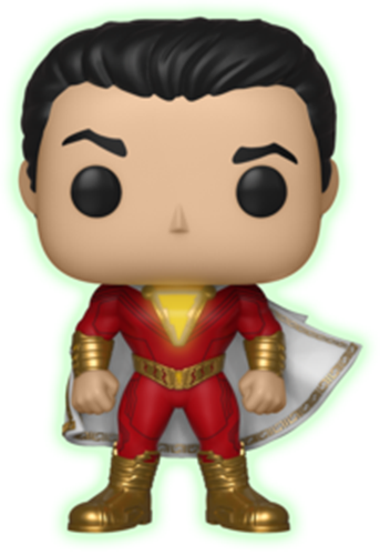 Funko Pop! Heroes Shazam - Glow in the Dark