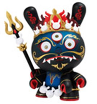 "Kid Robot 8"" Dunnys Mahakala Protection"