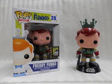 Funko Pop! Freddy Funko Boba Fett (Red Hair) Stock