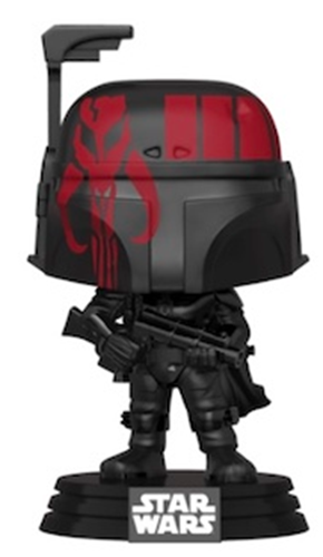Funko Pop! Star Wars Boba Fett Futura (Red-Black)