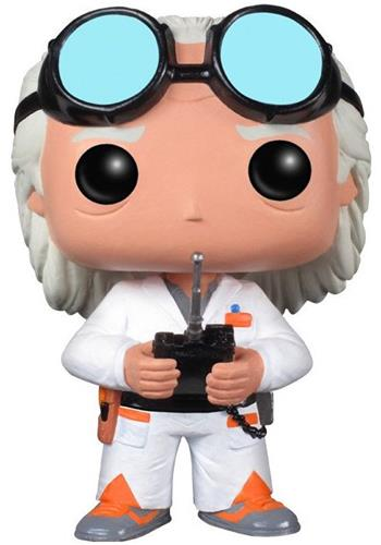 Funko Pop! Movies Dr. Emmett Brown