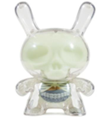 "Kid Robot 8"" Dunnys Visible (Glow)"