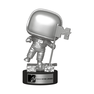 Funko Pop! Icons MTV Moon Person Icon