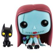 Funko Pop! Disney Sally (Seated w/ Cat)