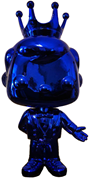 Funko Pop! Freddy Funko Tuxedo Freddy (Chrome-Blue)