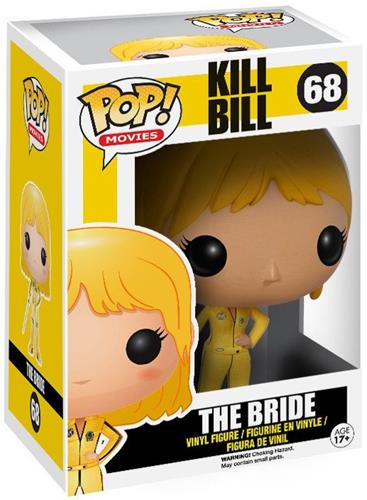Funko Pop! Movies The Bride Stock