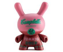 Kid Robot Blind Boxes Andy Warhol Series 1 Campbell's Red