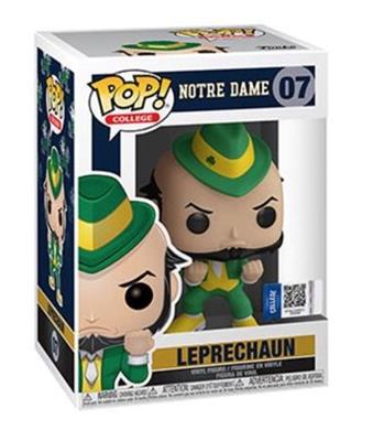 Funko Pop! College Mascots Leprechaun Stock
