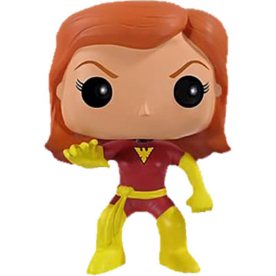 Funko Pop! Marvel Dark Phoenix Icon