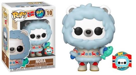 Funko Pop! Around The World Nora
