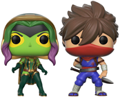 Funko Pop! Games Gamora vs. Strider