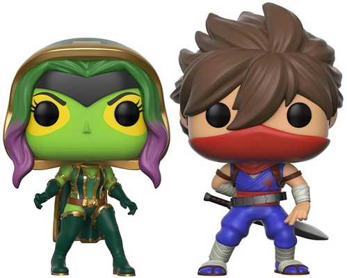 Funko Pop! Games Gamora vs. Strider Icon