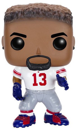 Funko Pop! Football Odell Beckham Jr. (Home Jersey)