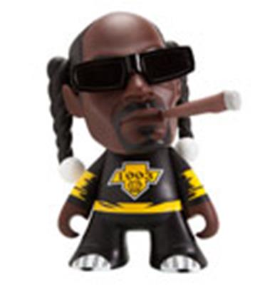Kid Robot Art Figures Snoop Dogg