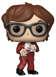 Funko Pop! Movies Austin Powers (Red Suit)