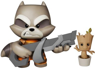 Funko - Other Super Deluxe Rocket & Groot