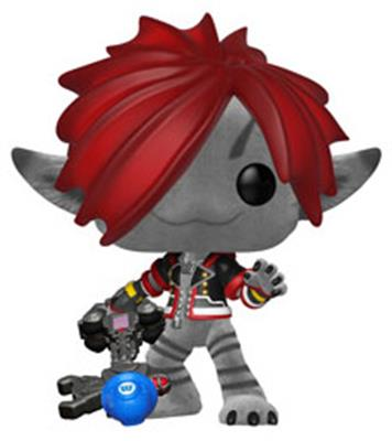 Funko Pop! Games Sora Monster's Inc - Box Lunch