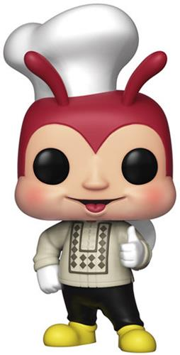 Funko Pop! Ad Icons Jollibee (in Phillipine Barong) - Glow