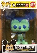 "Funko Pop! Disney Mickey Mouse (Blue/Green) - 10"" NYC"
