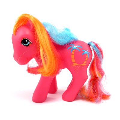 My Little Pony Year 08 Pina Colada