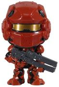 Funko Pop! Halo Spartan Warrior Red