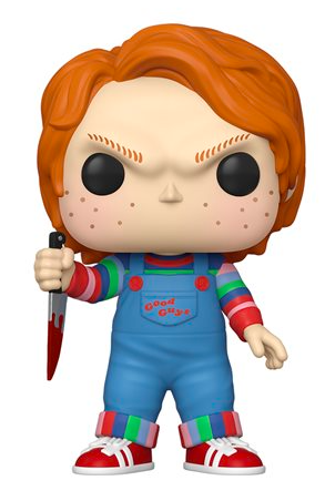 Funko Pop! Movies Chucky (10 inch) Icon