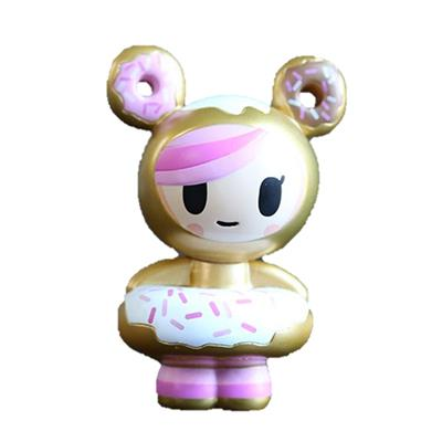Tokidoki Donutella & Friends MISC Donutella GOLDEN