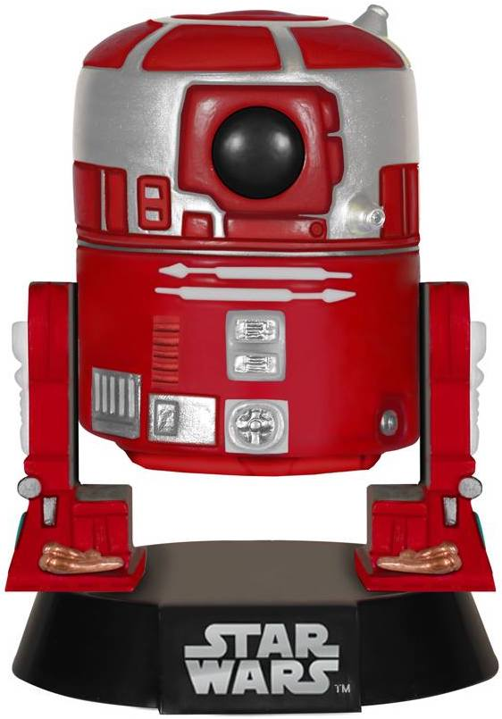 Funko Pop! Star Wars R2-R9