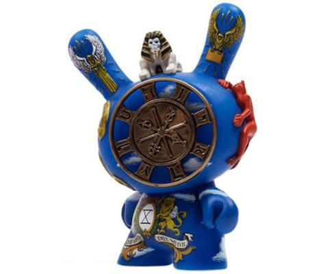 Kid Robot Blind Boxes Arcane Divination The Wheel of Fortune