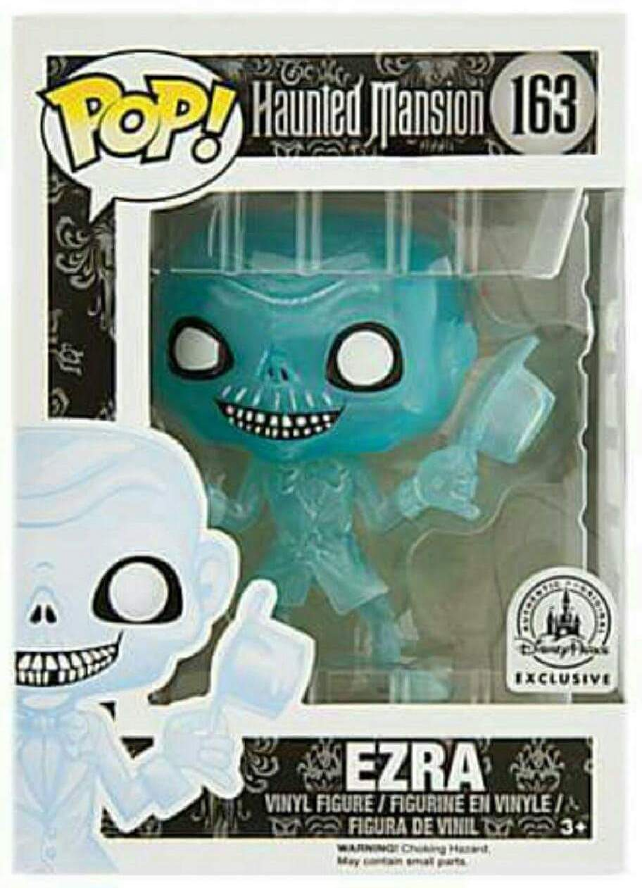 Funko Pop! Disney Ezra Stock
