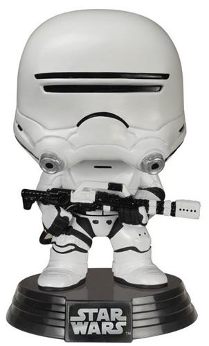 Funko Pop! Star Wars First Order Flametrooper (TFA)