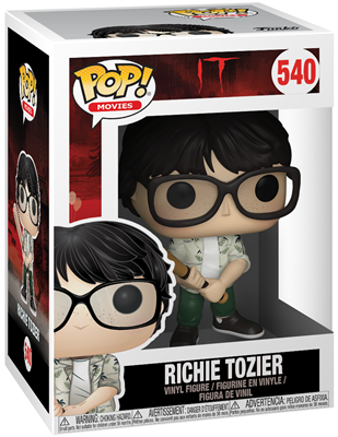 Funko Pop! Movies Richie Tozier Stock
