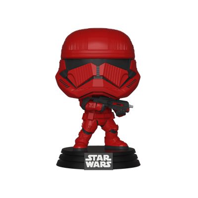 Funko Pop! Star Wars Sith Jet Trooper (Red)