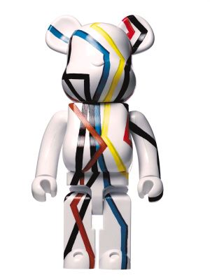 Be@rbrick Love is Big, Love is Be@rbrick Paul Smith 1000%