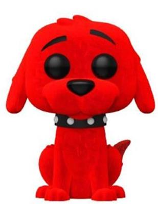 Funko Pop! Books Clifford (Flocked)