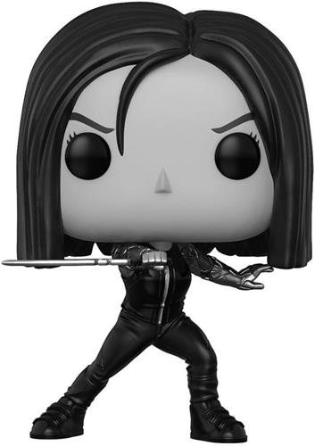 Funko Pop! Movies Alita (Berserker Body) - B&W