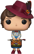 Funko Pop! Disney Mary Poppins (w/ Bag)