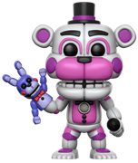 Funko Pop! Games Freddy (Funtime)