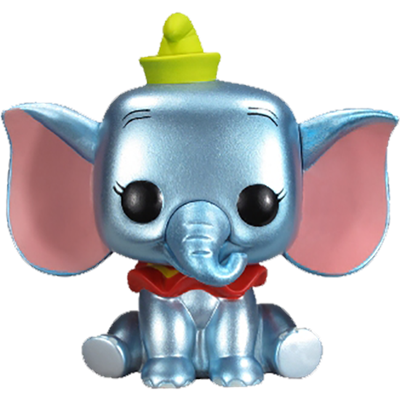 Funko Pop! Disney Dumbo (Metallic)