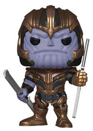 Funko Pop! Marvel Thanos (EE)