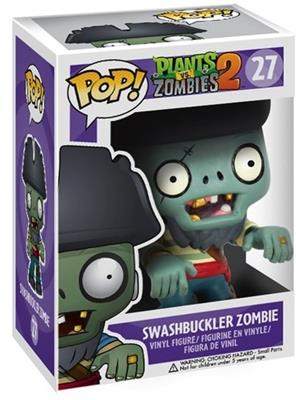 Funko Pop! Games Zombie (Swashbuckler) Stock
