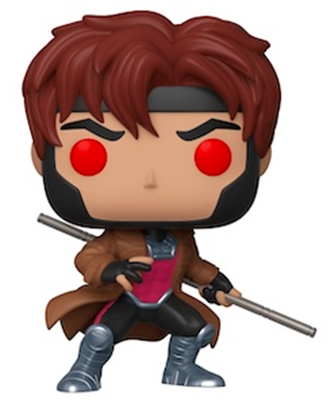 Funko Pop! Marvel Gambit