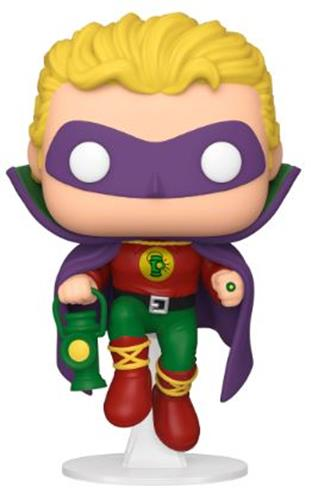 Funko Pop! Heroes Green Lantern Icon