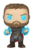 Funko Pop! Marvel Thor with Odin Force