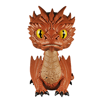 Funko Pop! Movies Smaug (CHASE) Icon