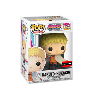 Funko Pop! Animation Naruto (Hokage) Stock Thumb