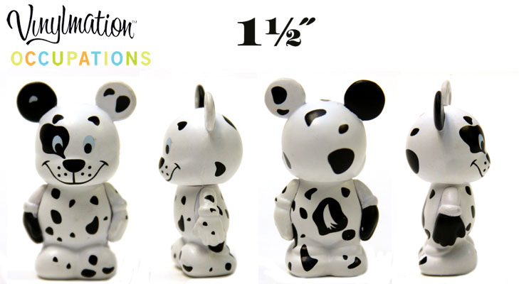 Vinylmation Open And Misc Occupations Jr. Dalmatian
